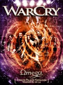 WarCry - Omega - Portada