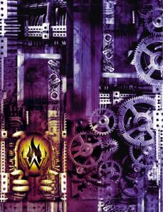 WarCry - Omega - interior digipack 01