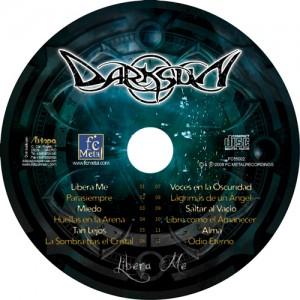 DarkSun - Libera Me - Galleta