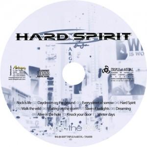 Hard-Spirit - Walk the Wild - Galleta