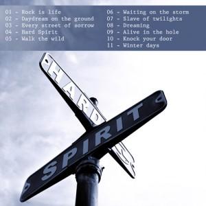 Hard-Spirit - Walk the Wild - setlist