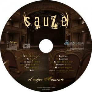 Sauze - el mejor momento - Galleta