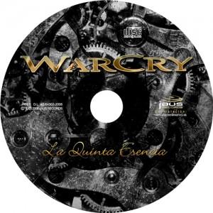 WarCry-La-Quinta-EWarCry - La Quinta Esencia - Galleta