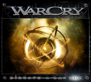 WarCry - Directo a la Luz -Portada Digipack