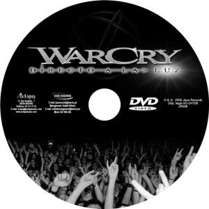 WarCry - Directo a la Luz -Galleta DVD