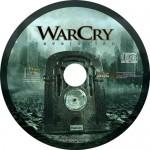 Warcry - Revolución - Galleta CD