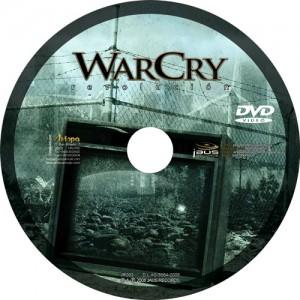 Warcry - Revolución - Galleta DVD