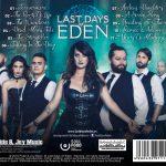 Last Days of Eden - Chrysalis - Inlay