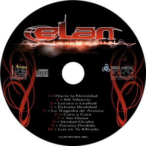 Elan - Impulso Vital - galleta