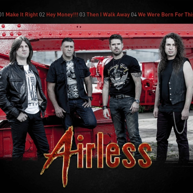 Airless - Make It Right - Digipack