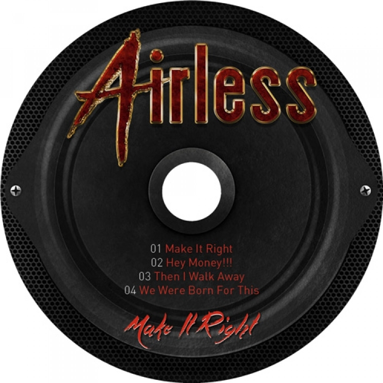 Airless - Make It Right - Galleta
