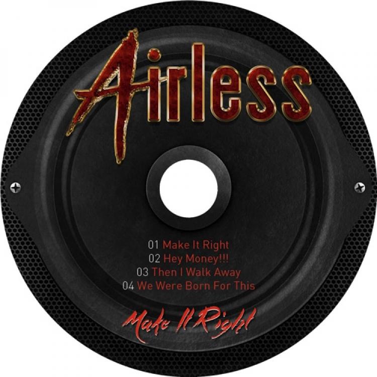 Airless - Make It Right - Galleta