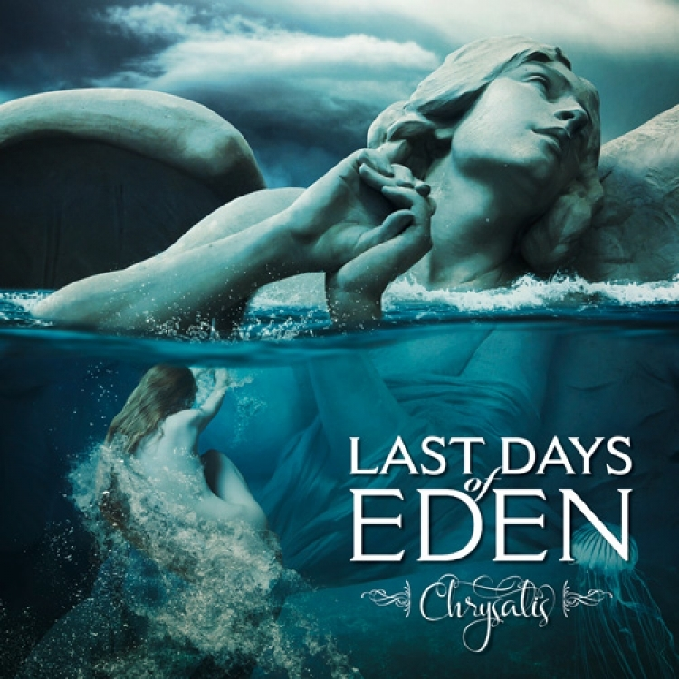 Last Days of Eden - Chrysalis - portada
