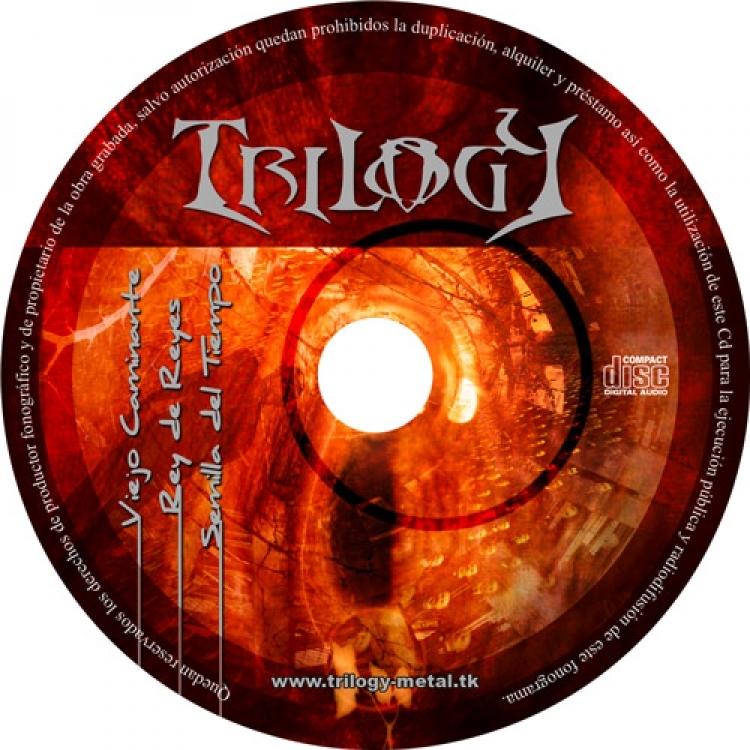 Trilogy -Viejo-Caminante - galleta