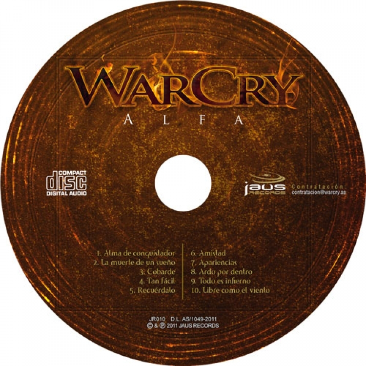 WarCry-Alfa-galleta