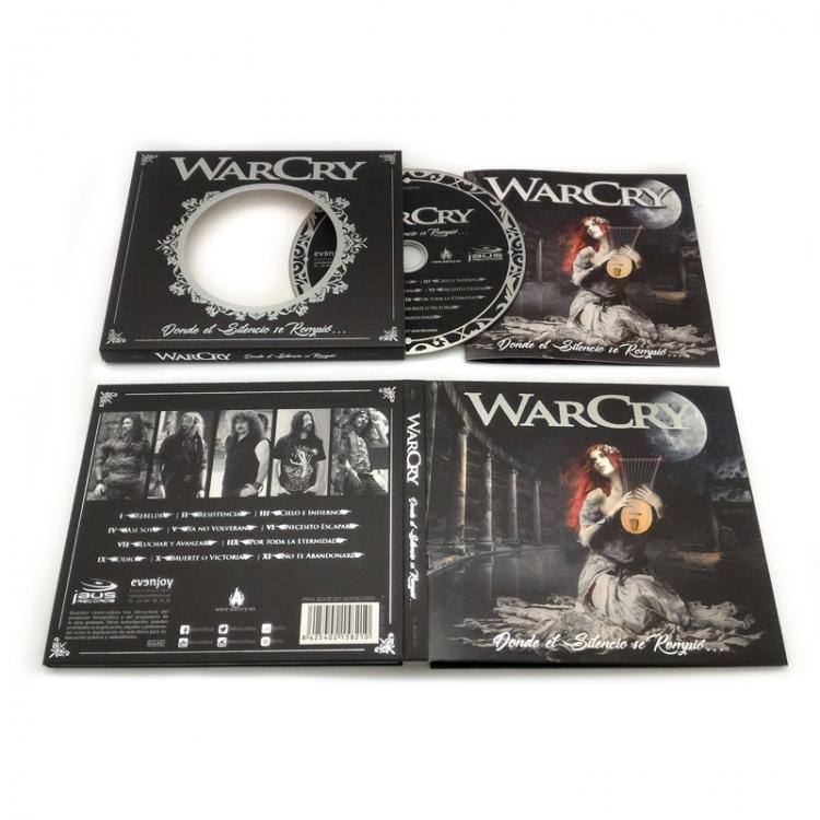 WarCry - Donde el silencio se rompio - 02