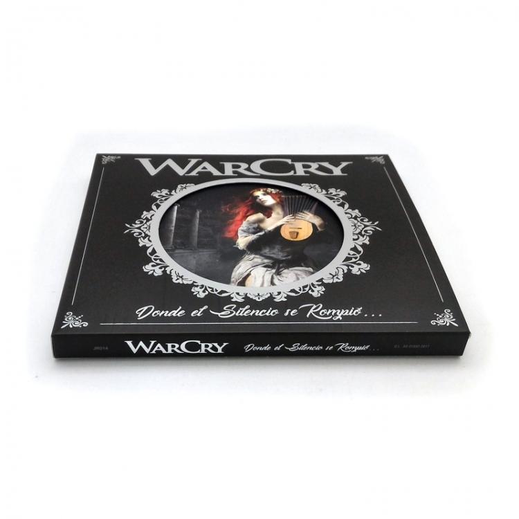 WarCry - Donde el silencio se rompio - Digipack