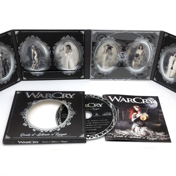 WarCry - Donde el silencio se rompio - desplegado