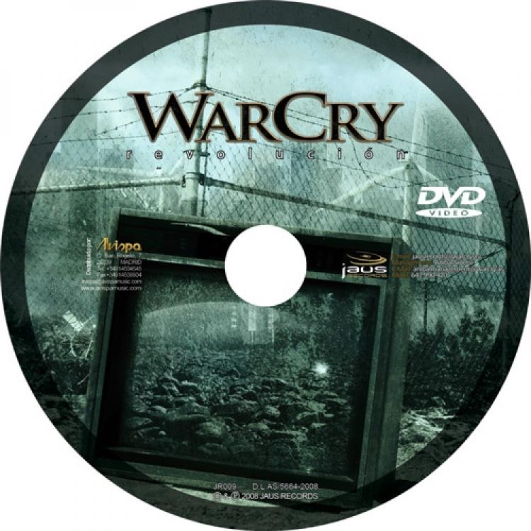 Warcry-Revolucion-galleta-dvd